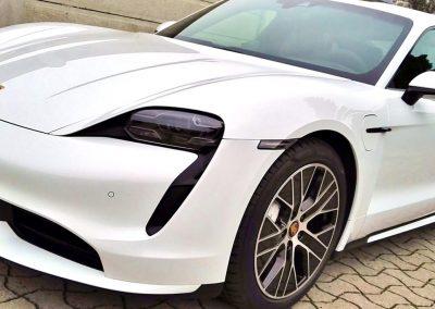 Ruční Mytí Aut - Automyčka Kukleny - Porsche Taycan Turbo