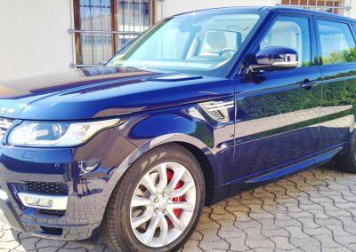 Ruční Mytí Aut - Automyčka Kukleny - Range Rover